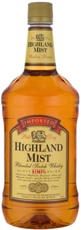 Highland Mist Scotch
